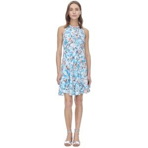 NWT Rebecca Taylor Silk Aloha Dress